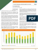 December 2014 Calgary Monthly Housing Statistics