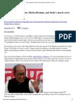 Print _Digvijaya's Secularism, Hindu Dilemma, And India's Moral Crisis