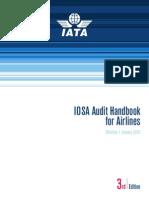 IOSA Audit Handbook for Aviation