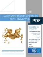 Temas de La Semana Del EC - 2015