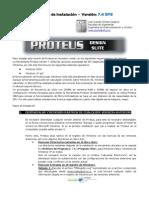 Manual de Proteus