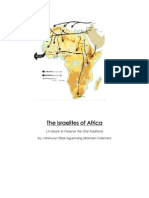 The Israelites of Africa (A Means to Preserve the Oral Traditions)