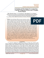 Testing of Already Existing and Developing New Compaction Equations during Cold Die Compaction of Iron-1.05% Graphite Powder Blends