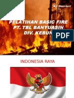 PELATIHAN BASIC FIRE PT cccc.ppt