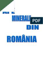 Ape Minerale Din Romania