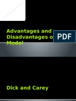 ID Model Advantages and Disadvantages