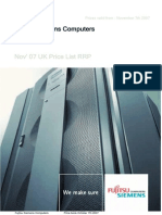Fujitsu Siemens Catalogo