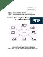 awalan Instalasi Perangkat Jaringan Lokal (LAN).doc