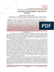 Design and Implementation of 8 Bit Multiplier Using M.G.D.I. Technique