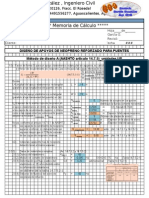 Diseño de Apoyos de Neopreno Metodo a AASHTO LRFD Ed1998