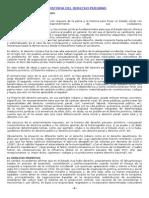 La Historia Del Derecho Peruano