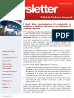 Newsletter T&P N°86