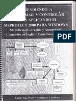 Libro Programacion de Obras(Castillejo)