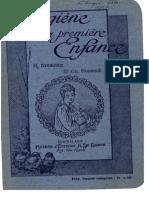 R.sterckx - Hygiène de La Première Enfance