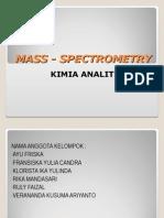 Mass - Spectrometry