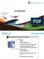 CRM IPM Overview