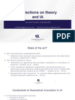 Impact Assessment and Theory