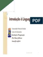 02 - Introdução à Linguagem C
