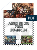 Zombicide Aides