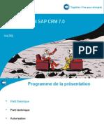 Presentation CRM Capgemini