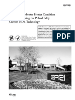 In-Service Feed water Heater Condition Assessment Using the Pulsed Eddy Current NDE Technology.pdf