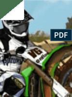Carrera Motocross Desierto Juego