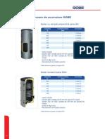 20.Boilere Rezervoare Acumulare GOBE