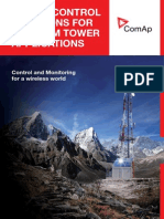 Power Control Solutions for Telecom Tower Applications 2014-11 CPBETELE