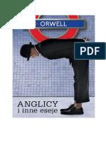§ Orwell George - Anglicy i Inne Eseje