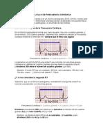 Cálculo de Frecuencia Cardiaca