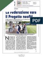 La Federazione vara il Progetto neofiti - Caccia e tiro del 26 gennaio 2015