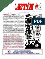 20º Boletin del Ateneo Paz y Socialismo - Febrero de 2015