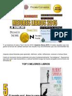 Mejores Libros 2015