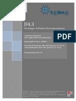 D4.3 -User Guide