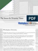 Diversity Compliance