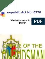 Ombudsman Act