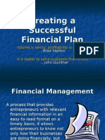 Creating a Successful Financial Plan.ppt