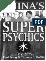 Chinas Super Psychics Paul Dong OCR SD