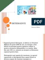Chimie Detergenti