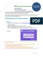 getting started with compasslearning mnps