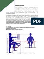 Ejercicios antropometría