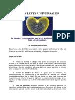 Las 36 Leyes Universales (Rubén Torres).