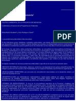ARS-EA Politica Ambiental Aportes Nº 12 2006