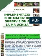 Informe de Implementacion