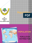 2. Population Distribution