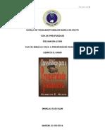 Chaves Bíblicas Para a Prosperidade Financeira