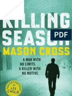 The Killing Season by Mason Cross - Extract