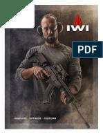 Israel Weapon Industries (IWI) US 2015 Catalog