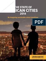 UN-Habitat - THE STATE OF AFRICAN CITIES 2014