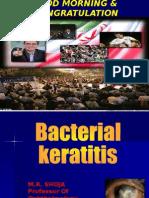 Bacteril Keratitis